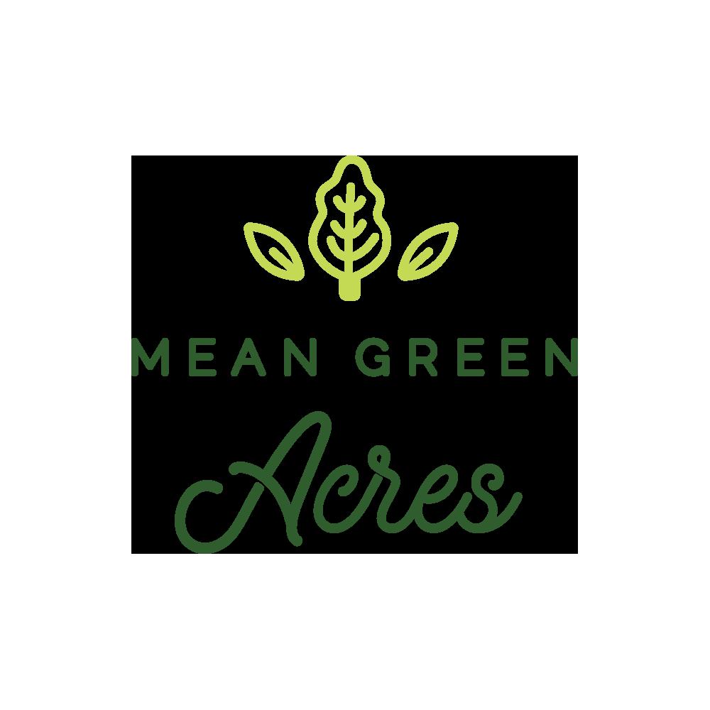 Mean Green Acres logo